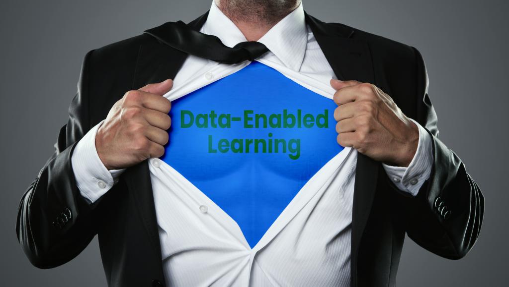 Data-Enabled Learning Superhero