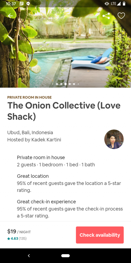 The Onion Collective Airbnb