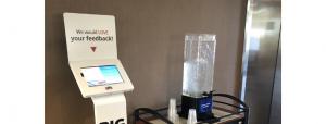 feedback kiosks